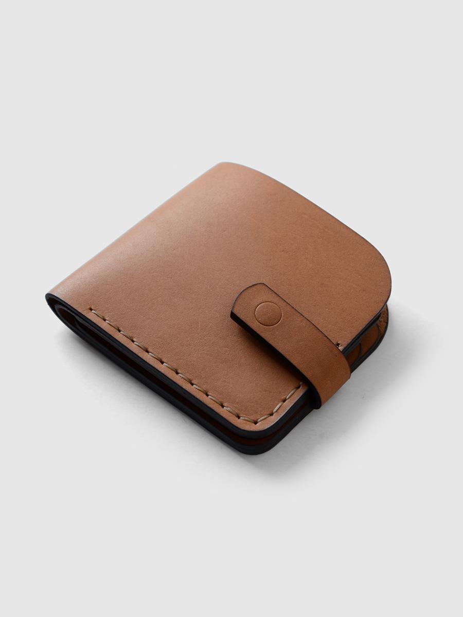 ruki kryki 手工 皮革 皮件 皮包 皮夾 短夾 名片夾