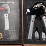 [預購] GD Iron Grip ext.90 握力器 (25~90kg)(可加購指力訓練板)