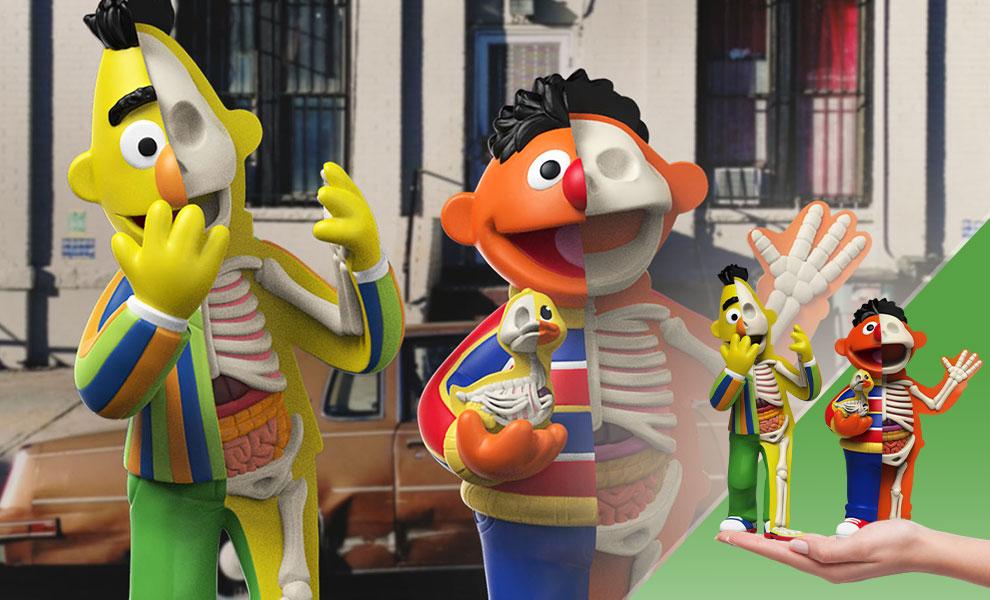 MightyJaxx Sesame Street Bert & Ernie