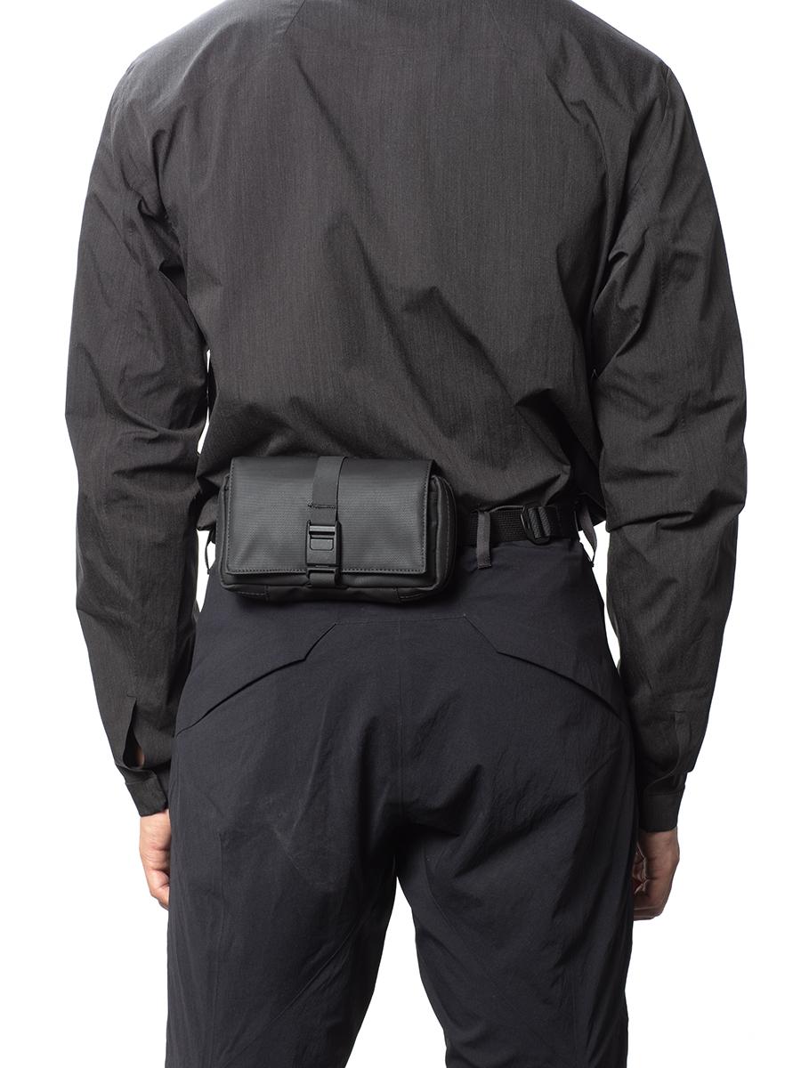 Black Ember Maglock Belt