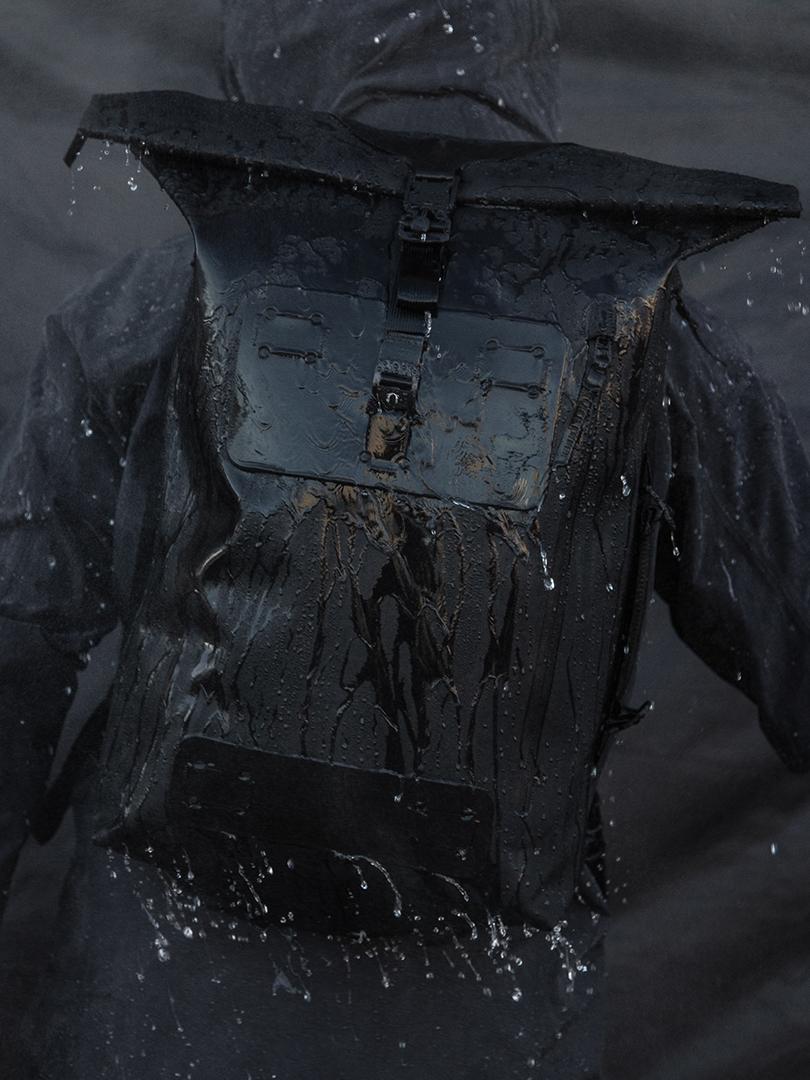Black Ember WPRT Modular Backpacks