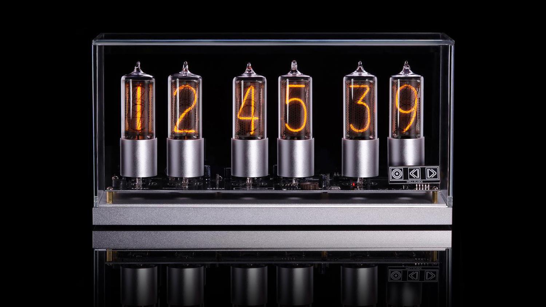 Millclock ZIN-18 Nixie Clock