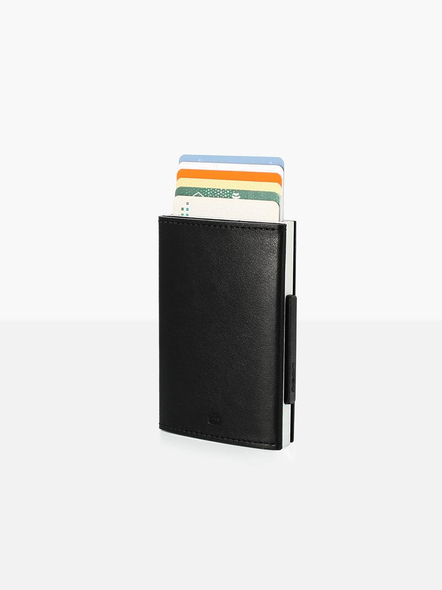 ÖgonDesign Cascade Wallet RFID 安全防盜真皮三摺錢包